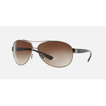 Lentes Ray Ban Rb3386 004/13 Marron Active Life Style !!