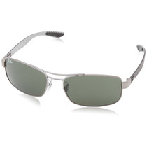 Ray Ban Rb 8316 004 Green Classic G-15 Fibra De Carbono