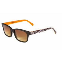Lentes De Sol Look/see Black/safari-safety Orange