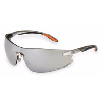 Harley-davidson Espejo Color Plata, Anti-raspones Hd 802