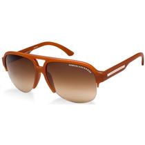 Lentes Gafas De Sol Armani Exchange Ax4019s Aviator Msi!