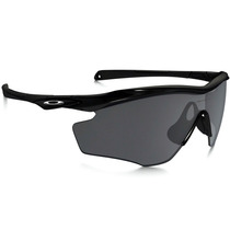 Oakley M2 Frame Xl Polished Black / Black Iridum Oo9343-04