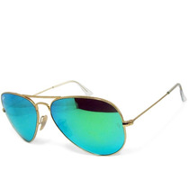 Ray-ban Lentes Mod Flash Aviator Rb 3025 Col 119/z2