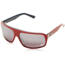Gafas Negro Flys Tequila Flyrise Wrap Sunglasses Red