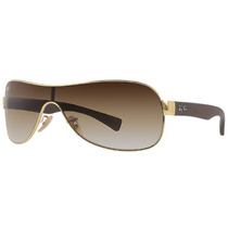 Ray Ban Rb 3471 001/13 Brown Gradient