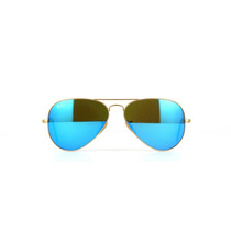 Lentes Ray Ban Aviator (aviador) 3025 Color Jade Nuevos!