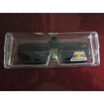 Micas Clip-on Compactas Oscuras Universales Para Acoplar
