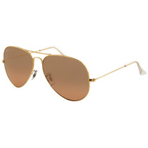 Lentes Solares Ray Ban Rb3025 001/3e Aviator Large Metal