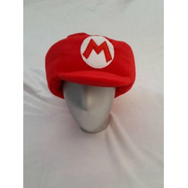 Gorro Tipo Mario Bros Y Luigi Disfraz
