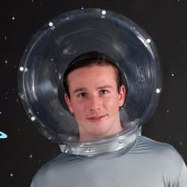 Casco De Astronauta Para Adultos, Envio Gratis