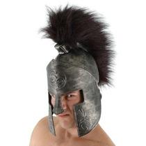 Casco De Gladiador, Spartano, Para Adultos, Envio Gratis
