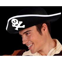 Sombrero Pirata Fiesta Pirata