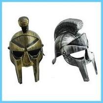 Casco Gladiador,espartano Guerrero ,para Adulto Desmontable