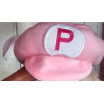 Gorra Princesa Peach Mario Bros
