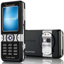 Sony Ericsson Cyber Shot K550i Cám 2.0 Mpx Bluetooth Mp3