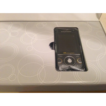 Sonyericsson W760i Negro Telcel Slider. $1999 Con Envio.