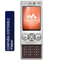 Sony Ericsson W705a Cám 3.2 Mpx Wifi Bluetooth Radio Fm Sms