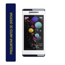 Celular Sony Ericsson Aino Wifi Cám8mpx 3g Touchscreen