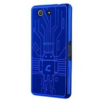 Cruzerlite Bugdroid Circuito En Caja Para Sony Xperia Z3 Com