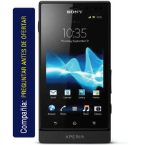 Sony Xperia Sola Mt27i Cám 5 Mpx Android Gps Apps Wifi