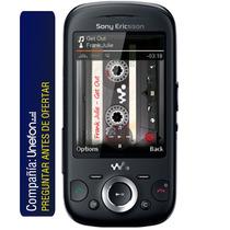 Sony Ericsson Zylo W201 Bluetooth Radio Fm Cám 3.2 Mpx