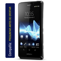 Sony Xperia T Lt30 Cám 13 Mpx Mp3 Android Gps Wifi Usb Apps