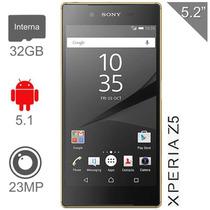 Xperia Z5 Sony 32 Gb 5.2 23mp Resistente Agua Y Polvo Nuevo