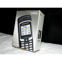 Cel Sony Ericsson T226 Completo En Caja De Colección C/envío