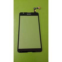 Touch Digitalizador Sony Xperia E4g E2003 E2006 E2033 E2043