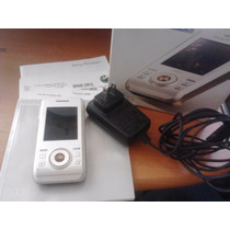 Celular Sony Ericsson S500i Telcel