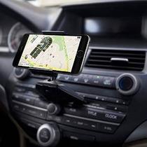 Ipow Universal One Touch Ranura Cd De Instalación Smartphone