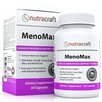 # 1 Menopausia Alivio Suplemento - Formula Natural Herbal Me