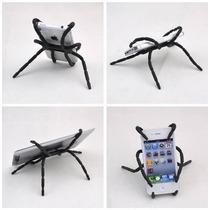 Soporte Universal Spider Araña Para Celulares Y Gadgets