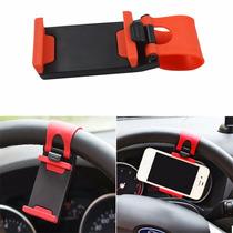 Soporte Celular Universal Auto Volante - Iphone Samsung Lg