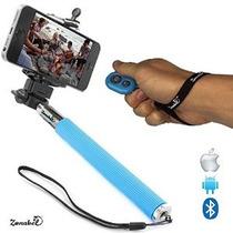 No.1 Mejor Vendedor Selfie Stick - Azul Handheld Monopod Por