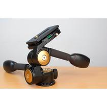 Cabeza Fluida Video- Liberación Rápida, 3d, 360grados, 20kg