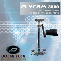Flycam 3000 Arm Brace - Brazo Estabilizador Video Steadycam