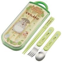Cuchara Tenedor Palillos Trío Estableció Mi Vecino Totoro Pa