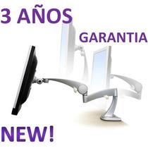 Brazo Para Monitor Lcd/led Pantallas Dentales Articulado Fn4