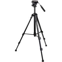Tripie Para Video Cabezal Fluido Magnus Vt-300 Carga 7kg Mn4