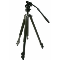 Tripie Profesional Fotografia Video Cabezal Heavy Duty