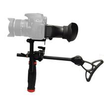 Rig Estabilizador Profesional Visor 3x Opteka Para Reflex