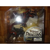 Mc Farlane The Fire Dragon Clan Serie 2 Empaque Original