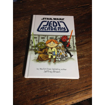 Libro Star Wars Jedy Academy De Jeffrey Brown