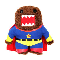 Hot Topic Muñeco Domo Superhero Plush