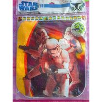 Star Wars Banner Para Cumpleanos Efecto 3d