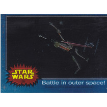 1999 Topps Star Wars Chrome Archives Battle In Space #28