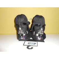 Pantunflas Star Wars Darth Vader Num. 12-13 Oficial Niño