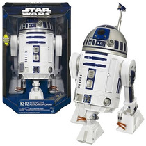 Star Wars R2-d2 Interactive Astromech Droid Interactivo