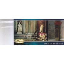 Star Wars Topps Wv Expansion Day Of The Battle Droid #40